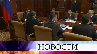 Назаседании президиума Совета поприоритетным проектам обсуждали развитие дорог.