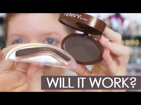 Stamp On Eyebrows? | DEMO & Review