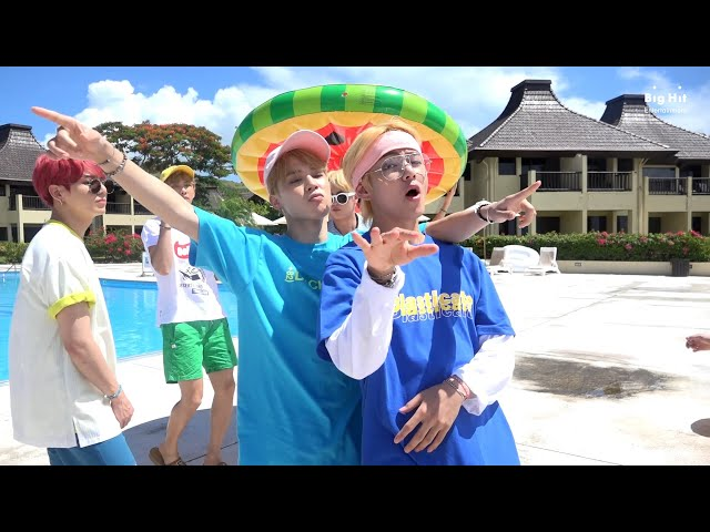 [2020 FESTA] BTS (방탄소년단) 'Airplane pt.2' (Summer ver.) @ 2018 SUMMER PACKAGE in SAIPAN