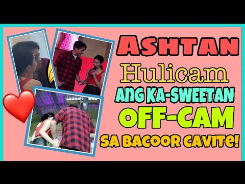 Ashtan huli-cam ang ka sweetan off-cam sa Bacoor cavite!