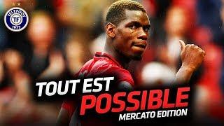 Pogba à MADRID, c'est encore faisable – La Quotidienne Mercato #28