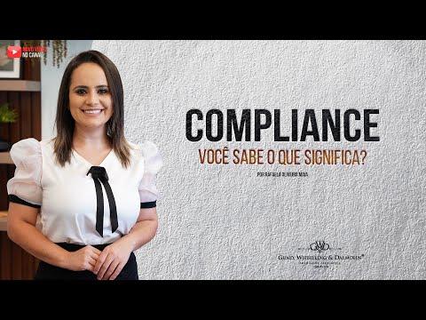 Você sabe o que é o Compliance?