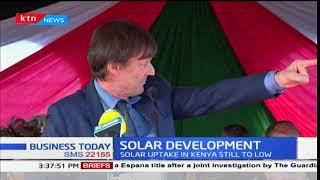 Business Today - 14th December 2017 - Kenyatta University invests Kshs. 1 Billion in Solar Energy