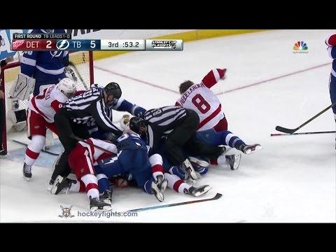 Nikita Nesterov vs. Brad Richards
