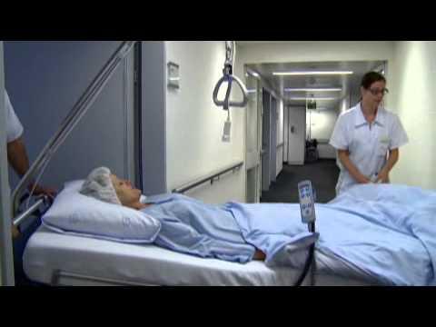 Begrenzte Beweglichkeit der Halswirbelsäule