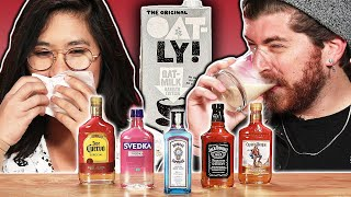 What's The Best Alcohol To Mix With Oat Milk thumbnail