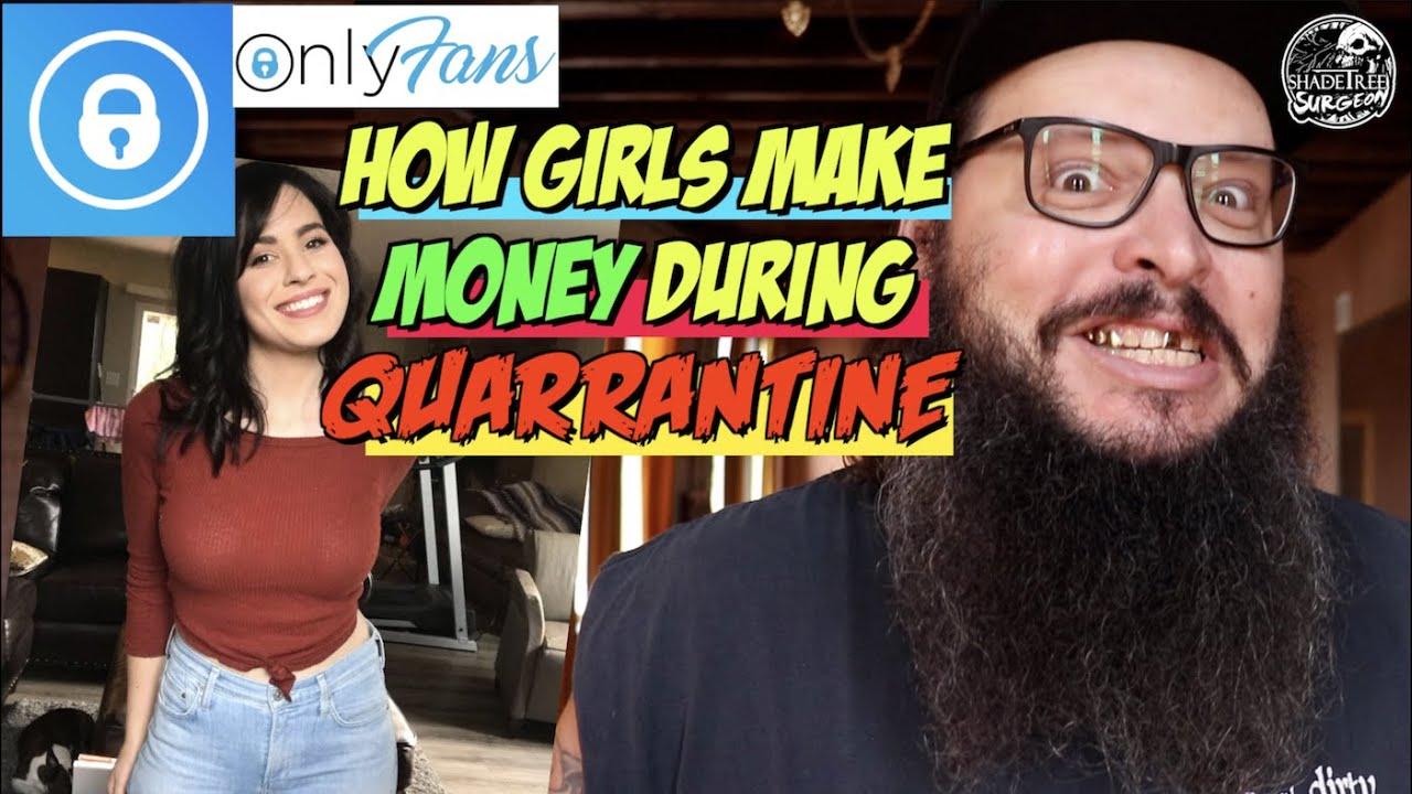 How women earn money online in 2020 Just Fans thumbnail