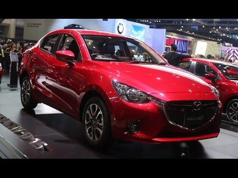 Mazda 2 Sedan - Motor Expo 2014 Thailand