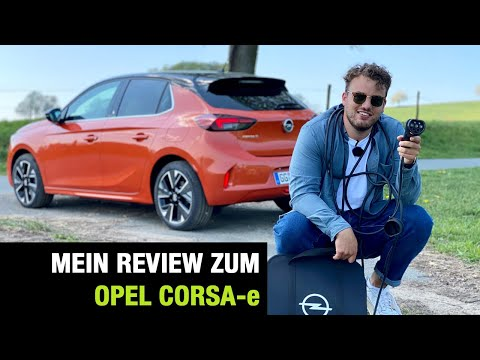 "2020 Opel Corsa-e ""First Edition"" (136 PS) 🔋🔌 Elektro Fahrbericht   FULL Review   Test-Drive   POV"