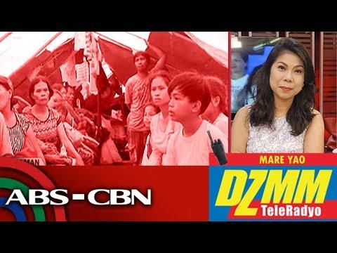 [ABS-CBN]  ALAMIN: Mga karapatan ng bata sa panahon ng sakuna   DZMM