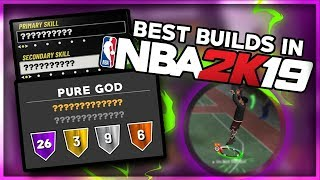 The EASIEST BUILDS to USE in NBA2K19 - BEST BUILDS NBA2K19