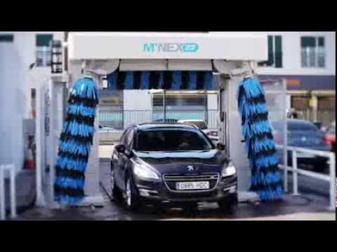 Manmachine M''NEX27 Automatic Car Wash