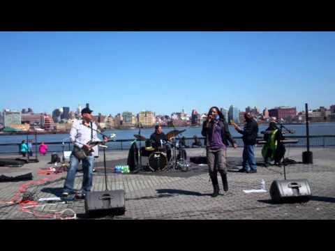 MASSIVE Reggae Band - Bob Marley - Waiting in Vain - Pier A - Hoboken, NJ - 4/6/13