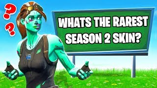 Only Fortnite OG's can ANSWER THIS *NEW* Game Mode in Fortnite Battle Royale