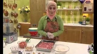 مطبخ منال العالم: أرز بالحمص ـ برياني الدجاج بالكركم