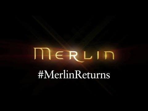 #MerlinReturns | Merlin Season 5