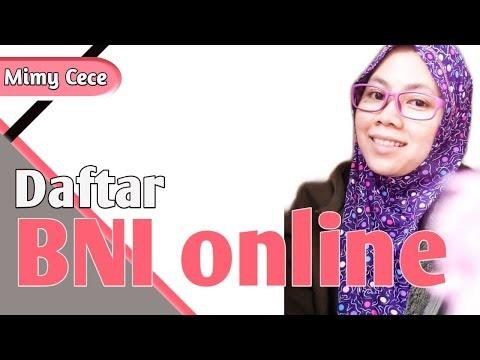 Daftar BNI Online