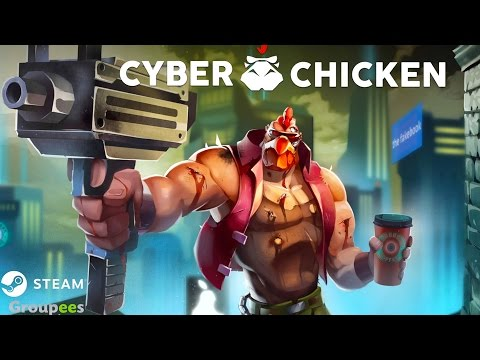 Cyber Chicken - Release Trailer thumbnail