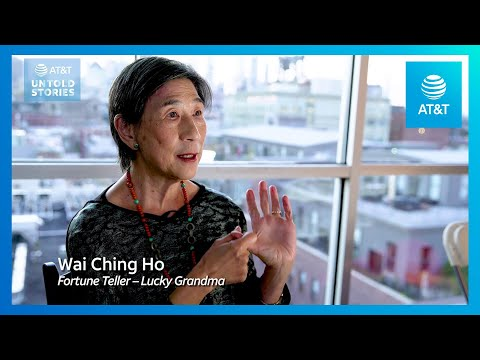 "AT&T Untold Stories Supports Diversity in Film ""Lucky Grandma"" 
