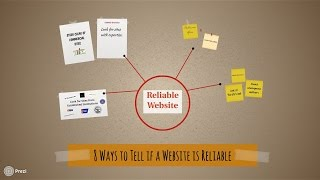 8 Ways to Tell if a Website is Reliable