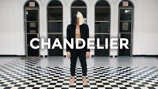 Chandelier - Sia (Dance Video) @besperon Choreography #MegastarApp