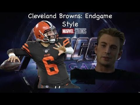 Cleveland Browns: Endgame Trailer 2 Style