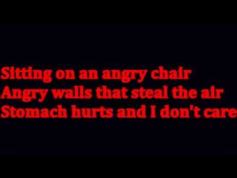 Alice In Chains   Angry Chair Lyrics