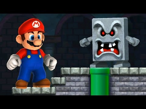 Download New Super Mario Bros 2 Walkthrough Part 7 Mushroom