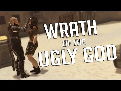 The return of the ugly god • Blade and Sorcery VR