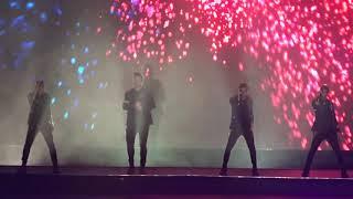 Westlife - Hello My Love Twenty Tour Singapore 10 August 2019