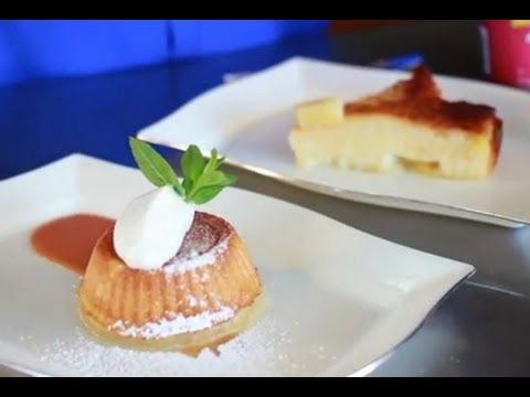 Video Passover Pineapple Kugel or Dessert
