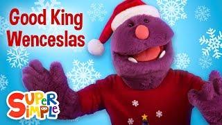 Good King Wenceslas | Christmas carols with Milo the Monster