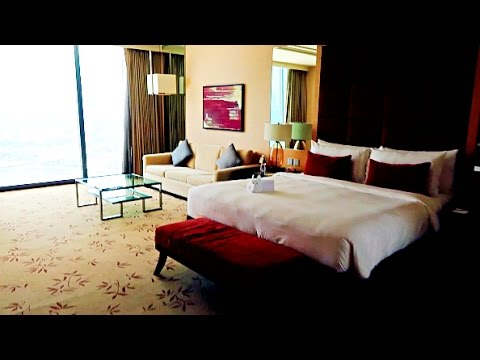 THIS is  the cheapest room at MARINA BAY SANDS?!
