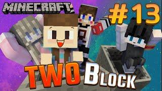 Minecraft Two Block #13 - รถไฟพาท่องโลกอันน้อยนิด
