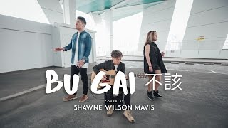 不該 Bu Gai   Jay Chou X AMEI   Cover By Shawne, Wilson And Mavis