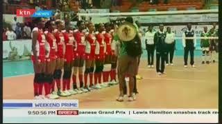 Malkia Strikers begin their women's African volleyball champion title-ship defense