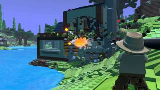 LEGO Worlds video
