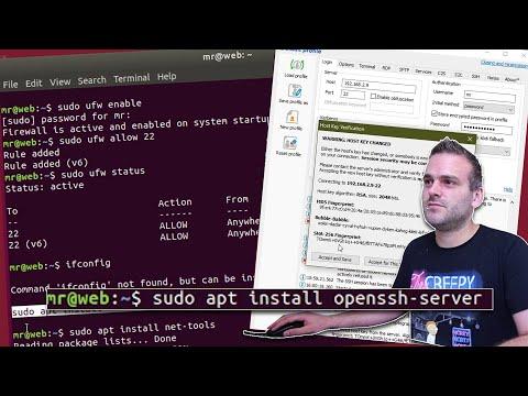 Host FREE website @ Home 1 - Build a Linux Server