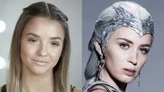 The Huntsmans Ice Queen Makeup Tutorial With Jenny Do & Melissa Whitelaw