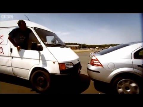 Man With a Van Challenge Part 1 | Top Gear | BBC