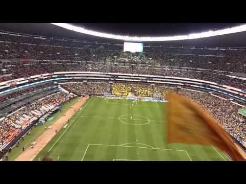 """""""Pumas de mi vida América vs Pumas 2015"""" Barra: La Rebel • Club: Pumas"""