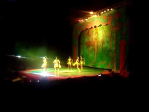 Circo Khronos em Planaltina/DF