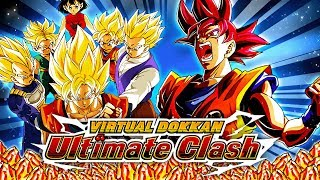 "CHALLENGING THE 16TH GLOBAL ""VIRTUAL DOKKAN ULTIMATE CLASH""! 