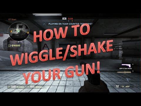 Steam Community :: CS:GO - HOW TO WIGGLE/SHAKE YOUR GUN GLITCH!