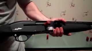 Обзор ружья Armsan A612 применительно к IPSC (практическая стрельба)