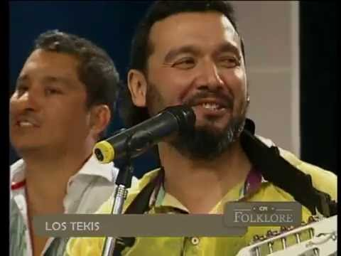 Los Tekis video Entrevista + Canciones - En Vivo - CM Folklore 2016
