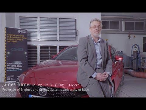 Mazda Skyactiv-X Overview James Turner, University of Bath