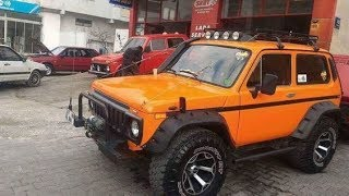 Lada Niva - Top Collection