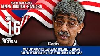 [video] Bicara Najib Razak Tanpa gundah ganjara