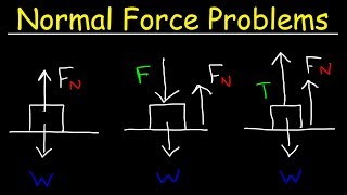 Normal Force And Contact Force Forces And Newton S Laws Of Motion